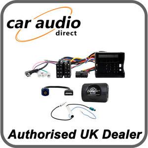Connects2 CTSCT013.2 Citroen Dispatch Jumpy 2016> Steering Control Adaptor