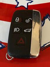 Oem Range Rover Smart Key Keyless Entry Remote Transponder Fob Bj32 15k601 Cb