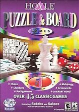 Hoyle Puzzle & Board Games 2007 - PC