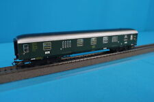 Marklin 4044 DB D-Zug-Gepäckwagen Bagage car Green with closing Lights
