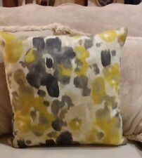 """Robert Allen Floral Amber  Pillow Cover / $25.00 ea . 6 Available  20"""" x 20"""""""