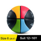 Kuangmi Olympic Colors Indoor Outdoor Sports Training Basketball Ball Size34567