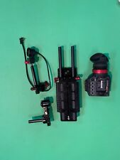 Zacuto C100 Mark II Recoil rig and Gradical EVF