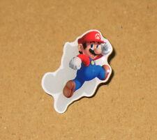 Super Mario sehr selten Werbe Pin von Gamescom 2013