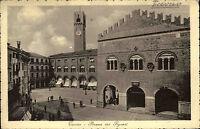Treviso Italien Italia AK 1917 Piazza dei Signori Platz Palazzo Palast Gebäude