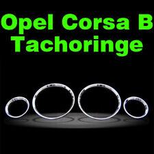 "Tachoringe Set /""chromline/"" BMW 3er E46 Touring TRE46C"