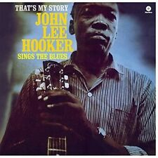 John Hooker Lee - Thats My Story 2 Bonus Tracks Vinyl LP WAXTIME