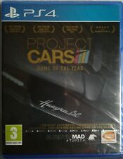 Project Cars. Game Of The Year Edition. Ps4. Nuevo. Fisico.