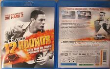 BLU RAY 12 rounds / Shoot and Run / John Cena dans le style SPEED Renny Harlin