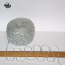 50g ball Limestone Grey marl double knitting wool dk SOFT fluffy brushed yarn