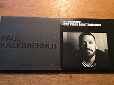 Kalkbrenner [2 CD Alben] Paul - Guten Tag + Fritz -  Here Today, Gone Tomorrow