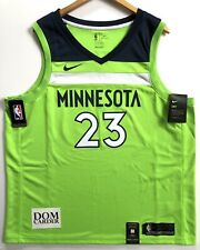 Minnesota Timberwolves Green Nba Jerseys For Sale Ebay