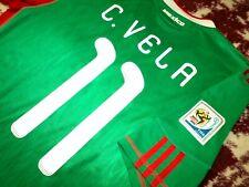 Jersey mexico adidas Carlos Vela 2010 world cup WC10 (XL) green LAFC soccer