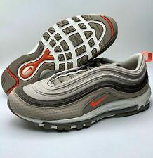 Scarpe da ginnastica da uomo bianche serie Nike Air Max 97