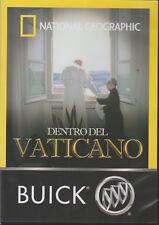 National Geographic: Dentro del Vaticano (DVD)- BUICK promo