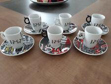 Tasses à café Folliet 1880