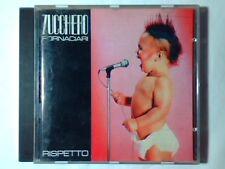 ZUCCHERO Rispetto cd 1a EDIZIONE