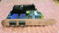 Fluke Networks Dual Port Fibre Channel Host Bus Adapter NAC-20CX-B Snidely - 4005