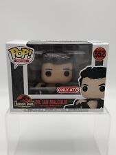 """Funko POP! Movies Jurassic Park Dr. Ian Malcolm Target Exclusive """"Sexy Wounded"""""""