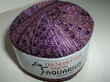 Trendsetter Aquarius Ribbon #8139 Deep Mauve/Grape