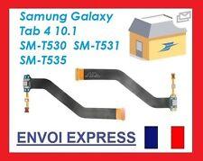 Plano micro USB conector micrófono Samsung SM-T530 Galaxy Tab 4 10.1