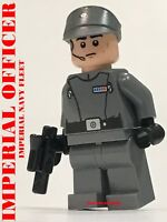 LEGO STAR WARS IMPERIAL NAVY OFFICER TROOPER IMPERIAL CREW MEMBER 100% LEGO NEW