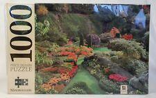 Hinkler Mindbogglers Jigsaw Puzzle Ornamental Garden 1000 pieces 74x59cm