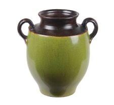 Privilege International 34415 Ceramic Jar with Handles, Large 10.5x10.5x14