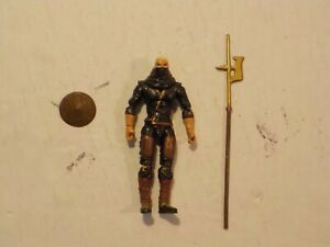 "GI Joe Modern Custom Samurai Ninja Raiden 3.75"""