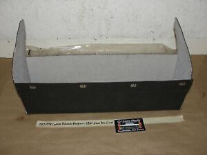 NEW 1957-1958 CADILLAC ELDORADO BROUGHAM DASH FELT GLOVE BOX LINER