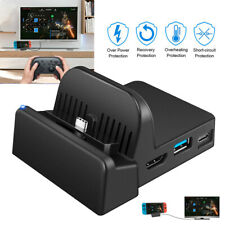 Charging Stand Mini Controller Docking Station Charging Dock for Nintendo Switch