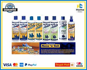 Mane n Tail Original,Deep,Herbal,Anti-Dandraff 2in1 Shampoo & Conditioner- Combo