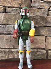 "Kenner ORIGINAL Star Wars BOBA FETT 12"" Inch Action Figure 1978 NOT COMPLETE"