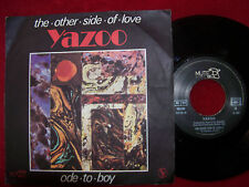 Yazoo - The other side of love / Ode to boy   frz. Mute 45