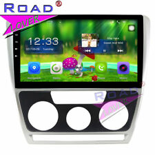 """10.1"""" Android 6.0 Car PC Multimedia GPS For Skoda Octavia 2007-2013 Stereo Radio"""