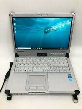 Panasonic Toughbook CF-C2 MK2 i5-4300U | 8GB 256GB SSD | Win 10 | Touch + Gobi