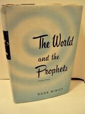 The World And The Prophets by Hugh Nibley  - ENLARGED EDITION
