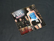 Resident Evil 3 Nemesis 2001 Calendar Opened Squaresoft/Entertainment Calendars