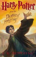Harry Potter and the Deathly Hallows by J K Rowling (CD-Audio, 2007)