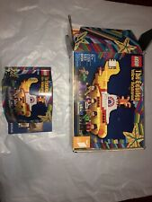 LEGO Ideas Beatles Yellow Submarine 21306 BOX & INSTRUCTIONS ONLY