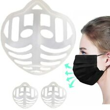 3D Face Bracket Insert Lipstick Protector For Comfortable Wearing 10Pcs US