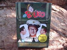 SGT BILKO:THE PHIL SILVERS SHOW. 50TH ANNIVERSARY. 3 DISCS.1956-9/2006.DVD