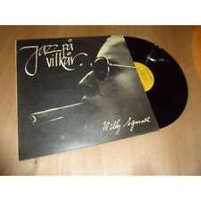 WILLY EGMOSES TRIO - jazz på vilkår - DANISH JAZZ KRABBE records Lp 1986
