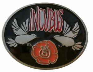 Incubus Officially Licensed Belt Buckle BB019 IS1