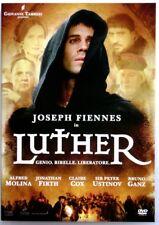Dvd Luther con José Fiennes y Bruno Ganz 2003 Usado