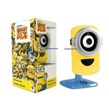 Despicable Me 3 - Minion Cam Hd Wi-Fi Surveillance Camera with Night Vision
