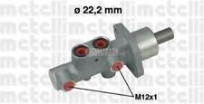 Pompa freni Ø22,20 M12x1 (2) +Abs+Esp Peugeot 206 1.4/1.6 16v, 1.4Hdi 03>03/06