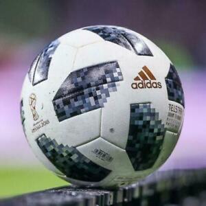 2021 NEW ADIDAS TELSTAR WORLDCUP 2018 BALL SIZE 5 Official Football FIFA Sale