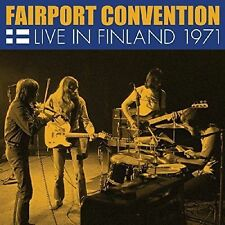 Fairport Convention: Live In Finland 1971. CD SEALED