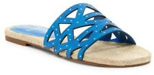 Women's Fergie Footwear Minx Slide 8.5 M Sky Suede